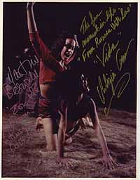 Aliza Gur Martine Beswick Gypsy http://www.007-autographs.com/catalogue/results.php?&role=307&actor=36&type=7